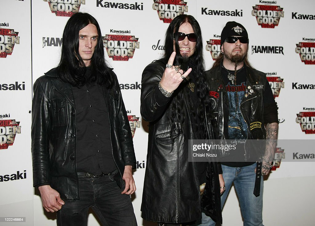 The Metal Hammer Golden Gods Awards 2010 - Arrivals