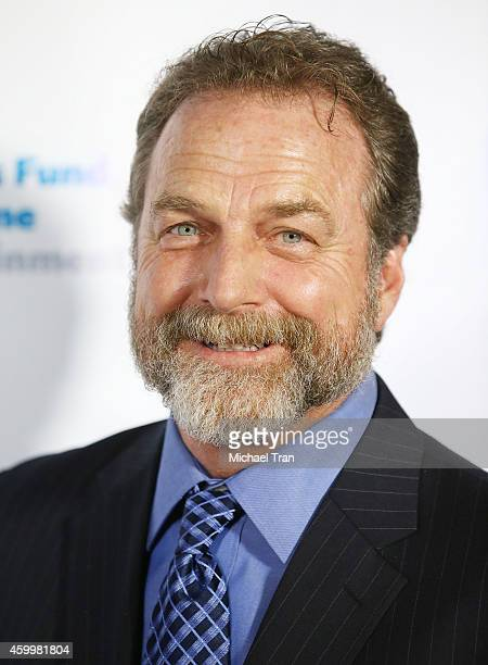 Darby Hinton arrives at The Actor's Fund 2014 The Looking Ahead Awards held at Taglyan Cultural Complex on December 4 2014 in Hollywood California
