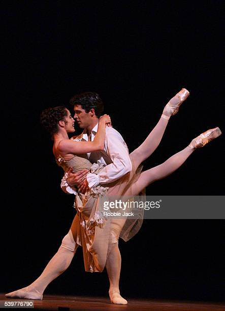 Darcey Bussell and Roberto Bolle in the Royal Ballet production of Manon at  the Royal Opera.   4a159849887d