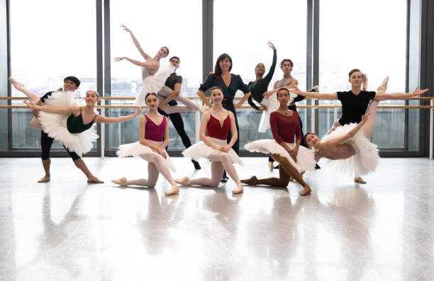 GBR: Darcey Bussell Prepares For World Ballet Day 2021 - Photocall