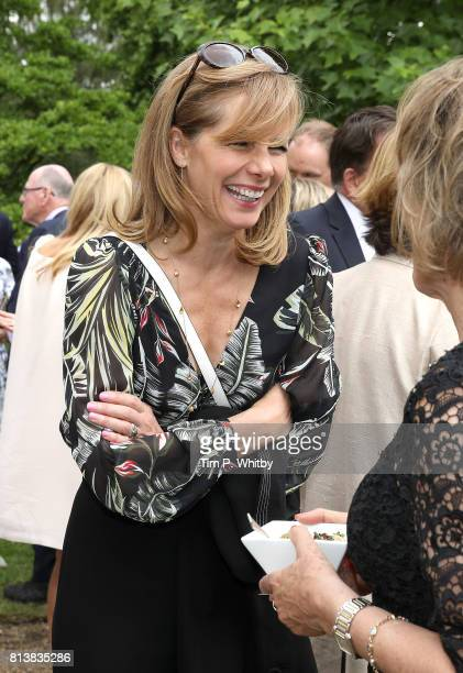 Darcey Bussell attends a reception to mark The Duchess of Cornwall's 70th birthday at Clarence House on July 13 2017 in London England