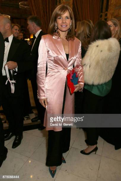 Darcey Bussell attends The Borne Wonderland Gala 2017 at 8 Northumberland Avenue on November 16 2017 in London England