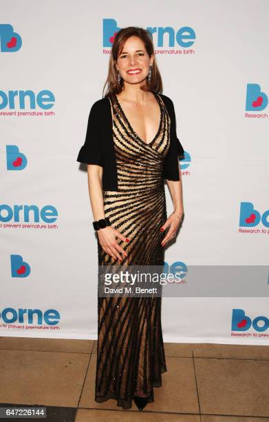 Darcey Bussell attends the launch of Borne To Dance at Banqueting House on March 2 2017 in London England