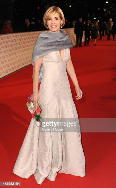 Darcey Bussell attends the National Television Awards at 02 Arena on January 21 2015 in London England