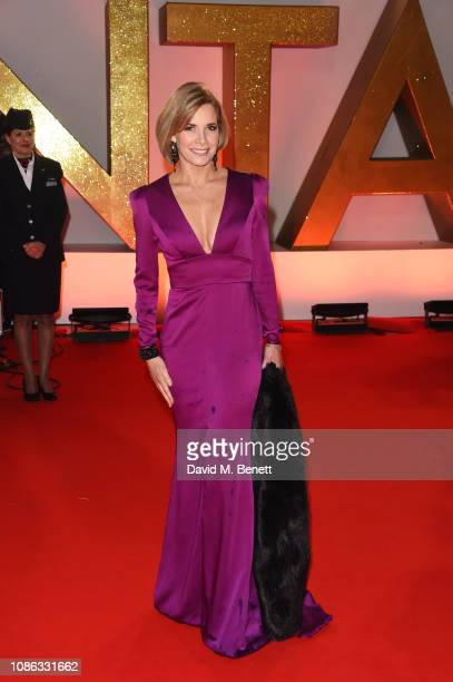 Darcey Bussell attends the National Television Awards held at The O2 Arena on January 22 2019 in London England