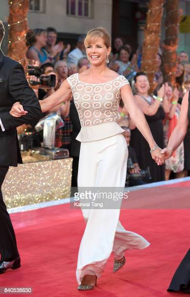 Darcey Bussell attends the 'Strictly Come Dancing 2017' red carpet launch at Broadcasting House on August 28 2017 in London England