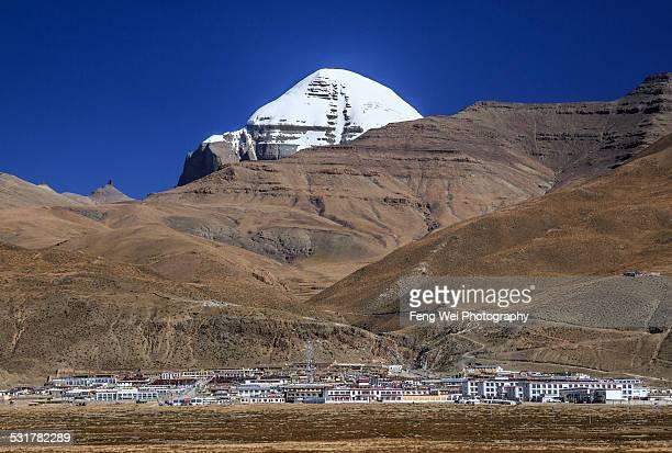 Darchen and Mount Kailash, Ngari, Tibet