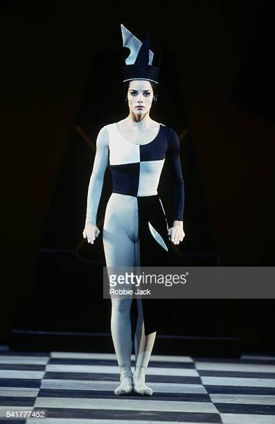 Darcy Bussell in the Royal Ballet Production of Checkmate