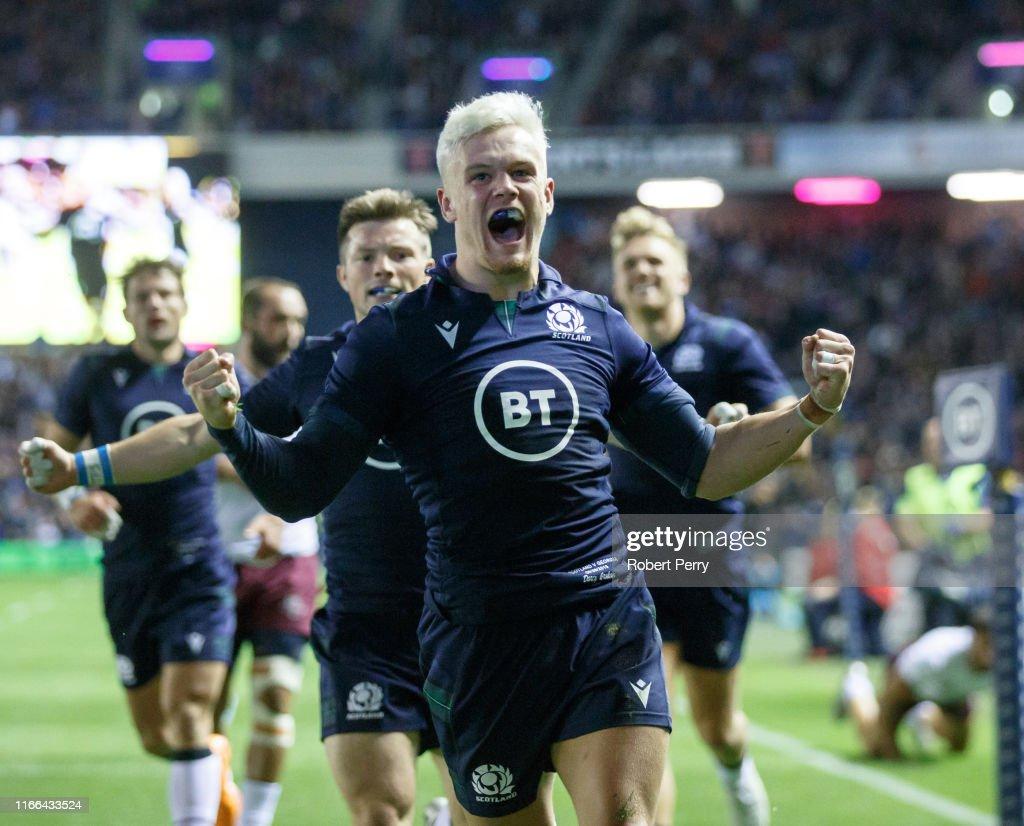 Scotland v Georgia - International Match : News Photo