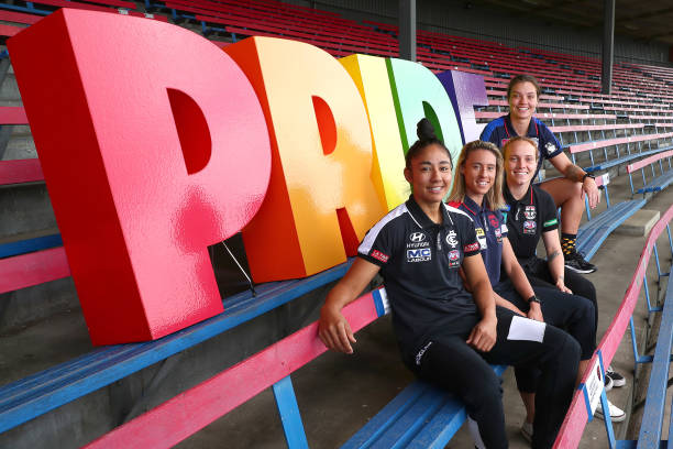 AUS: AFLW Pride Round Media Opportunity