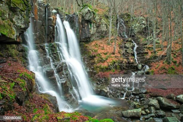 Dardagna's waterfalls, Emilia-Romagna, Italy