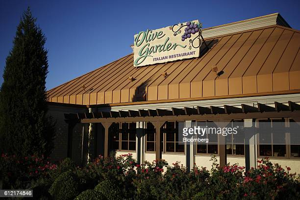 A Darden Restaurants Inc Olive Garden location stands in Louisville Kentucky US on Tuesday Sept 27 2016 Darden Restaurants Inc is scheduled to...