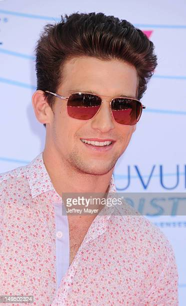 Daren Kagasoff arrives at the 2012 Teen Choice Awards at Gibson Amphitheatre on July 22 2012 in Universal City California
