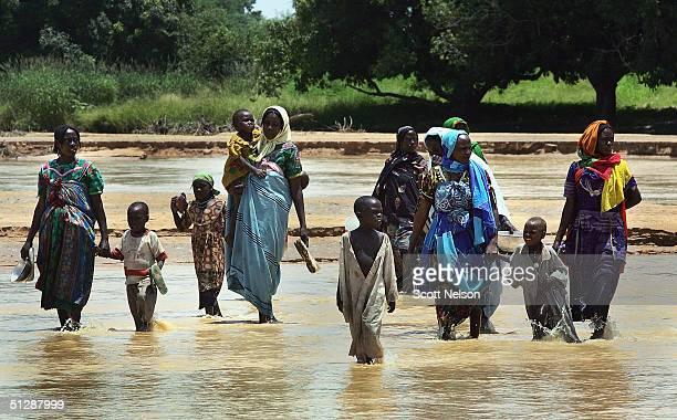 Darfur Refugees Continue to Flee Sudan