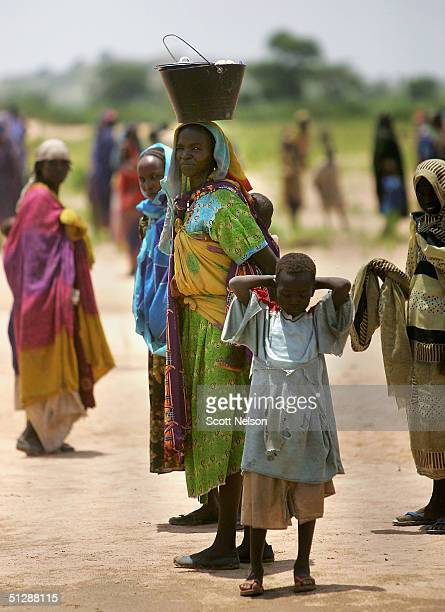 Darfur Refugees Continue to Flee Sudan