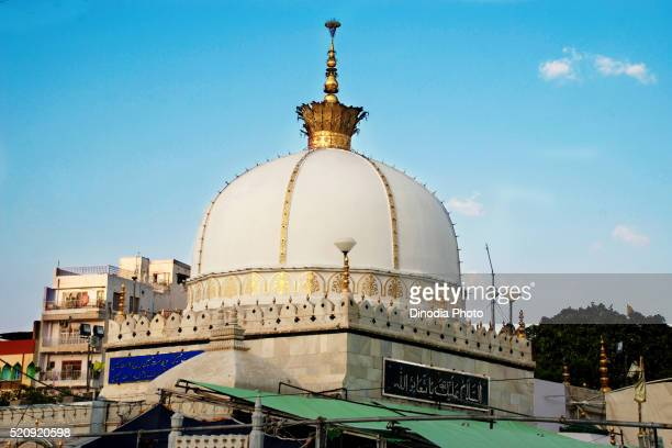 Khwaja garib nawaz ajmer stock photos and pictures getty images dargah khwaja mu in ud din chisti garib nawaz ajmer rajasthan india altavistaventures Gallery