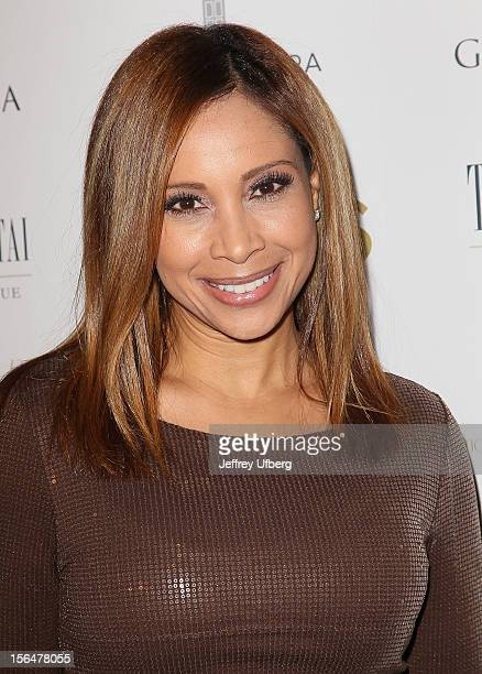 Dari Alexander attends the 2012 Moves Power Women Awards Gala at The Setai Fifth Avenue on November 15 2012 in New York City