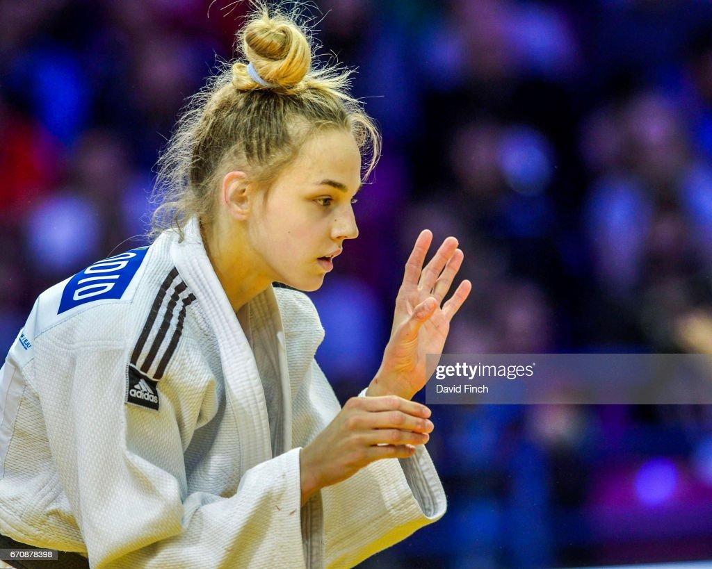 2017 Warsaw European Judo Championships : ニュース写真