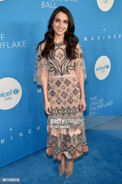 Daria Daniel attends 13th Annual UNICEF Snowflake Ball 2017 at Cipriani Wall Street on November 28 2017 in New York City