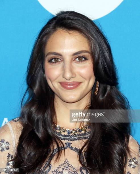 Daria Daniel attends the 13th Annual UNICEF Snowflake Ball 2017 at The Atrium at 60 Wall Street on November 28 2017 in New York City
