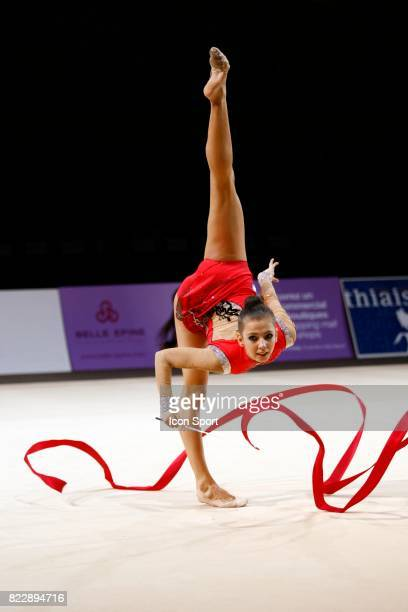 Daria DMITRIEVA Internationaux de GRS Thiais
