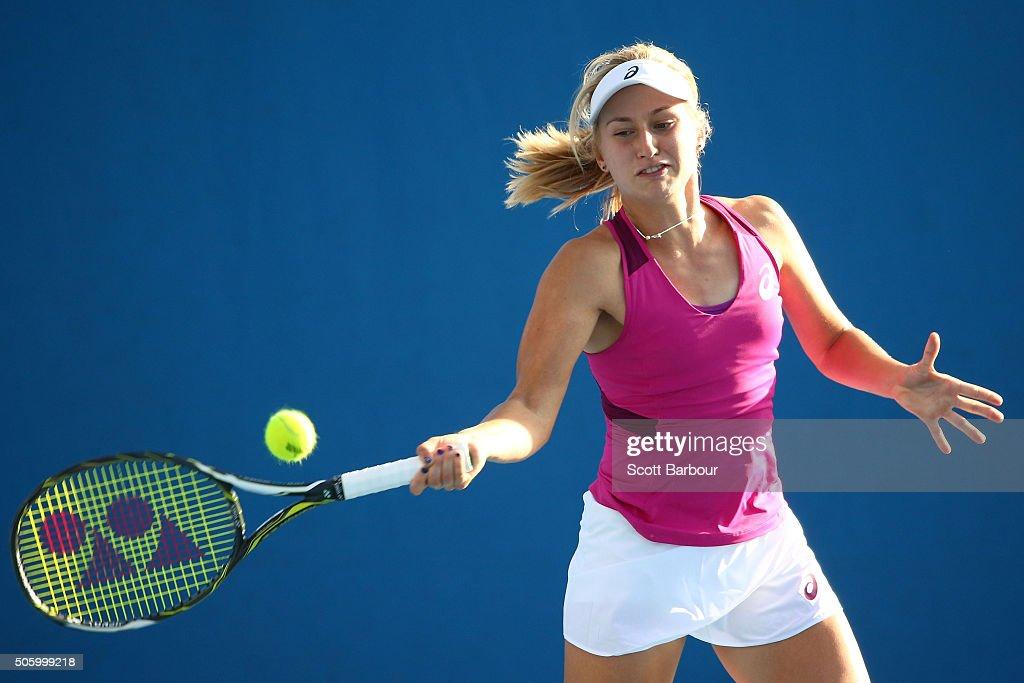 2016 Australian Open - Day 4 : News Photo