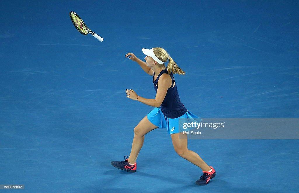 2017 Australian Open - Day 6 : ニュース写真