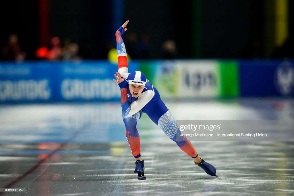POL: ISU World Cup Speed Skating Tomaszow Mazoviecki