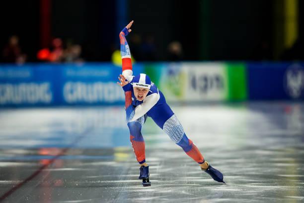 POL: ISU World Cup Speed Skating Tomaszow Mazoviecki