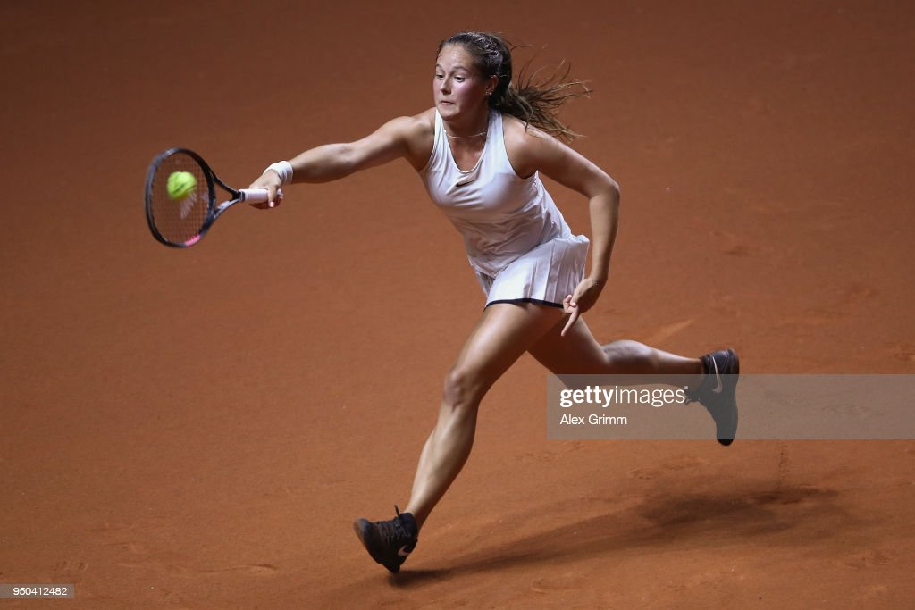 Porsche Tennis Grand Prix Stuttgart - Day 1