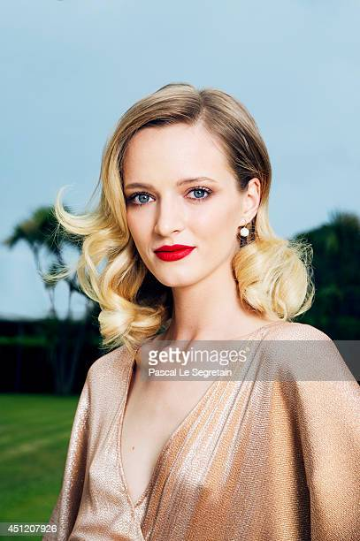 Daria Strokus is photographed at AmfAR's 21st Cinema Against AIDS Gala on May 22 2014 in Cap d'Antibes France