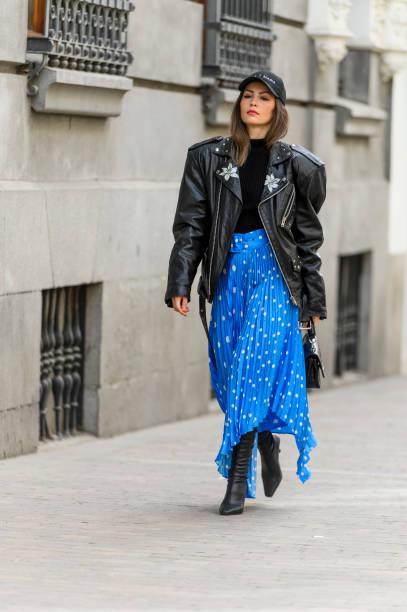 ESP: Street Style In Madrid 2021