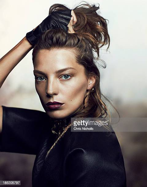 Daria Werbowy Photos et images de collection