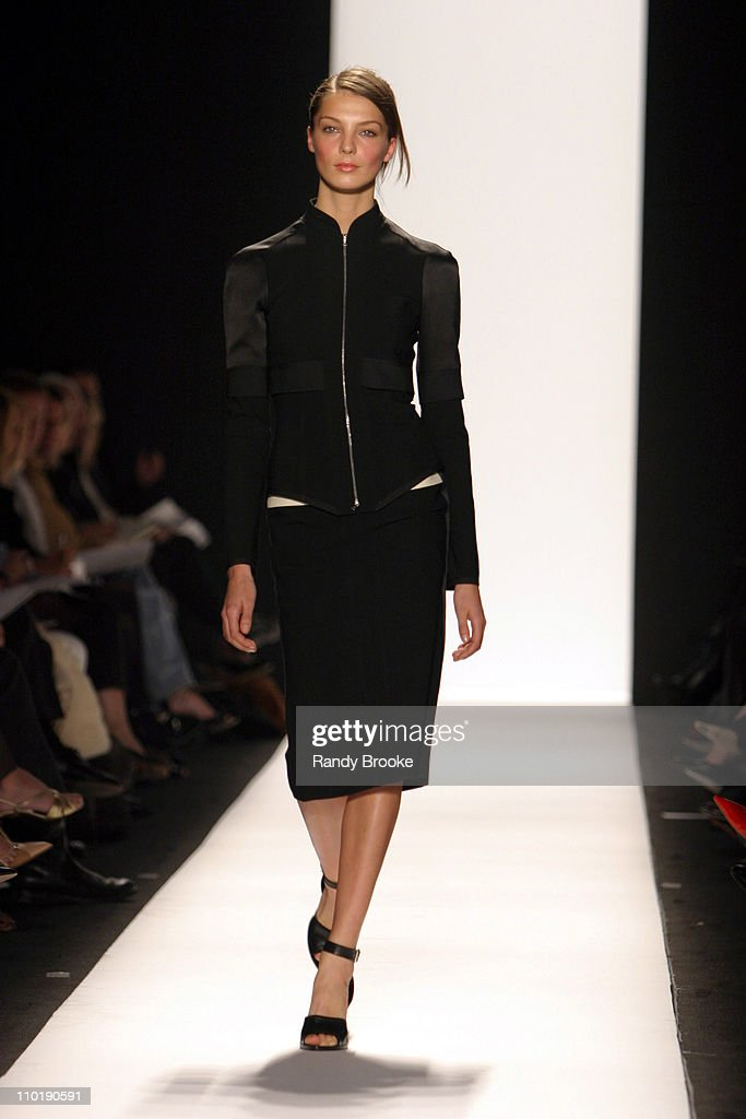 Narciso Rodriguez at The Olympus Fashion Week