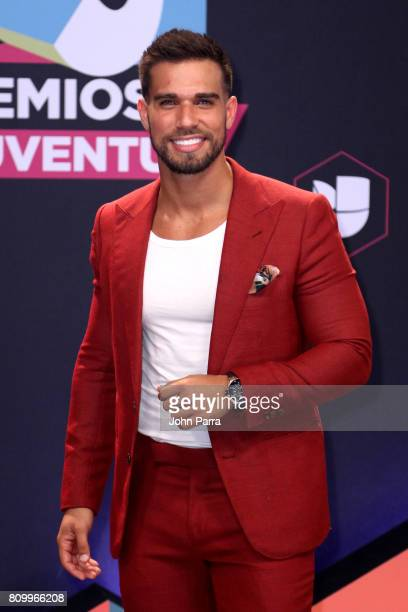 Darian Alvarez attends the Univision's 'Premios Juventud' 2017 Celebrates The Hottest Musical Artists And Young Latinos ChangeMakers at Watsco Center...