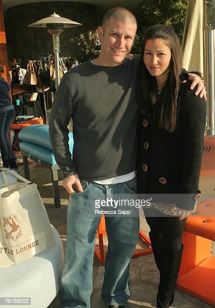 Darin Feinstein and Kari Feinstein