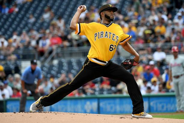 PA: Philadelphia Phillies v Pittsburgh Pirates
