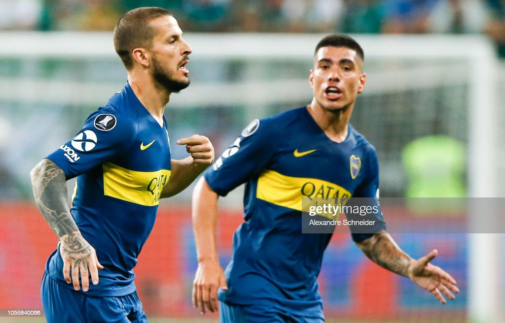 Palmeiras v Boca Juniors - Copa CONMEBOL Libertadores 2018 : News Photo