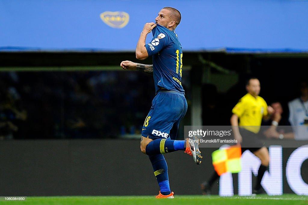 Boca Juniors v River Plate - Copa CONMEBOL Libertadores 2018 : News Photo