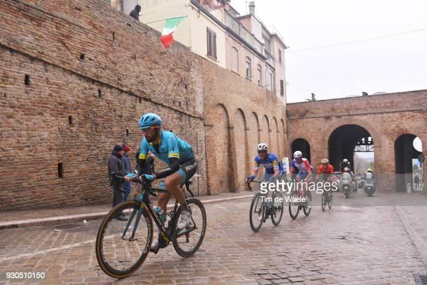 Dario Cataldo of Italy / Iljo Keisse of Belgium / Steve Morabito of Switzerland / Kristijan Koren of Slovenia / Osimo City / during the 53rd...