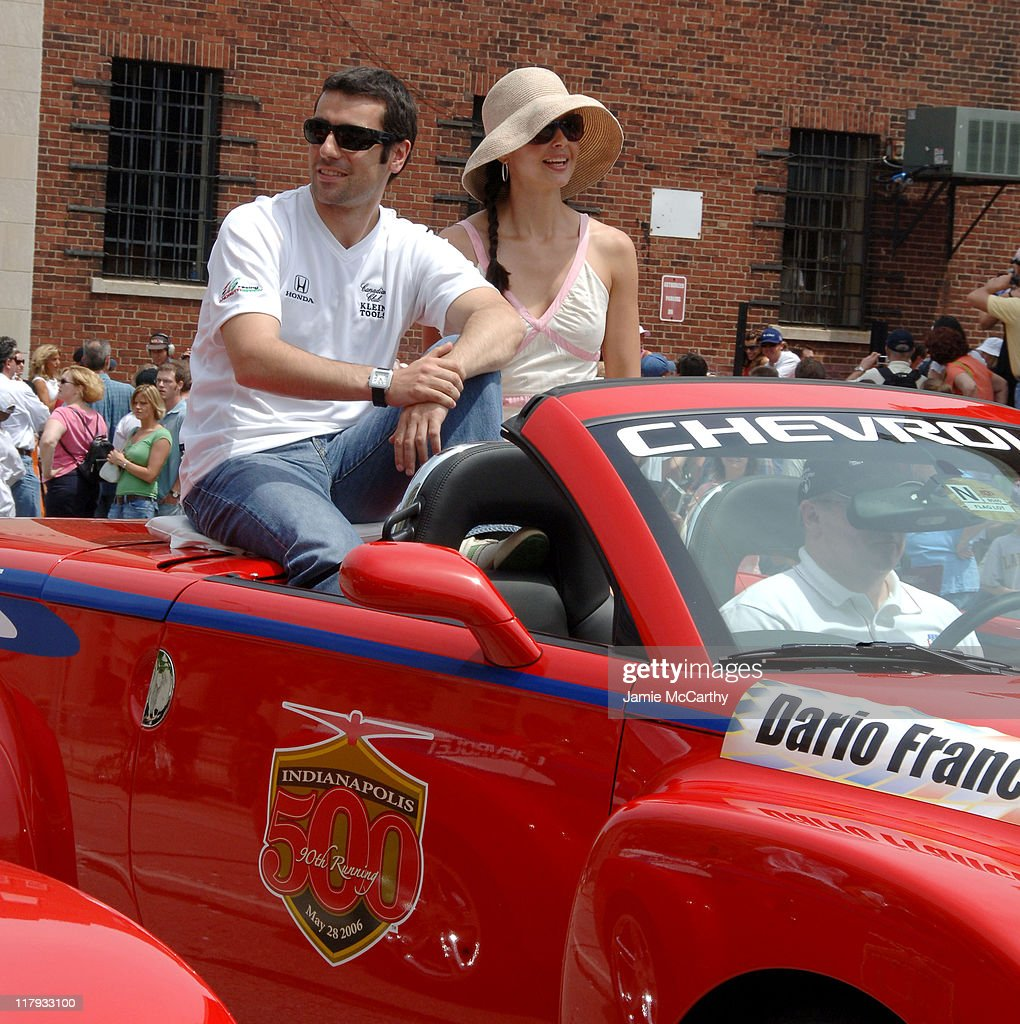 90th Running of The Indianapolis 500 - The Indy 500 All Star Festival Parade : News Photo