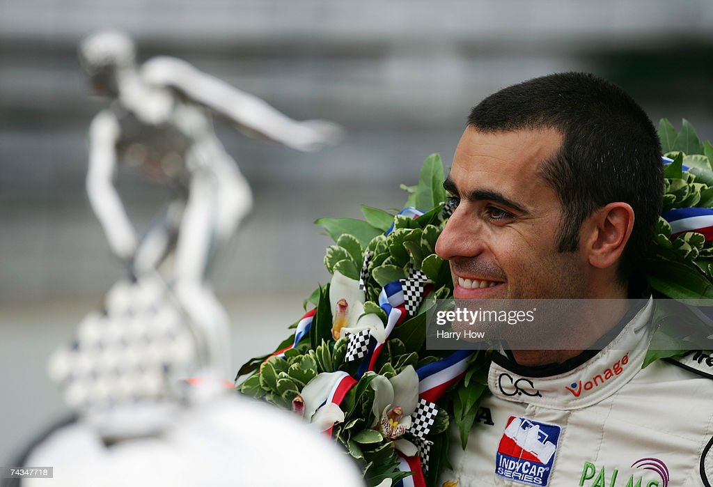 Indianapolis 500 Trophy Presentation : News Photo