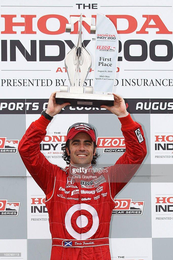 Honda Indy 200 : Foto jornalística