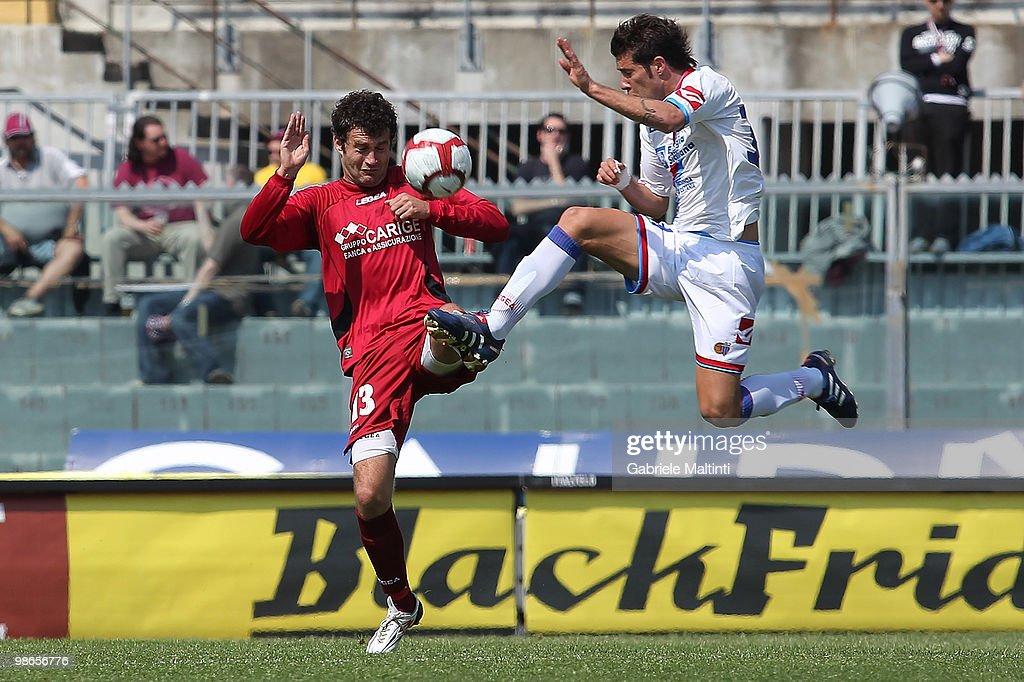 AS Livorno Calcio v Catania Calcio - Serie A