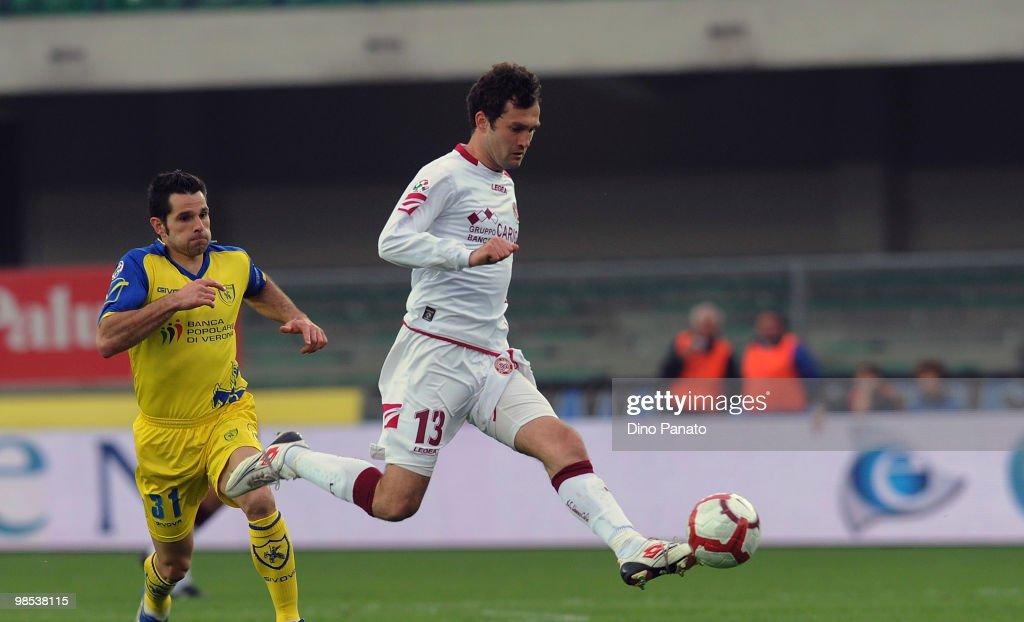 AC Chievo Verona v AS Livorno Calcio - Serie A