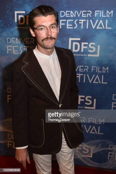 Dario Ortega director of the film RGB Nightmare on the red carpet for the 41st annual Denver Film Festival on October 31, 2018 in Denver, Colorado.