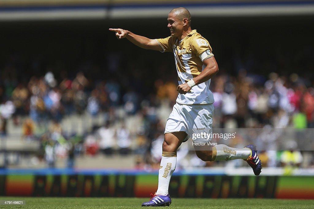 Pumas UNAM v Atlante - Clausura 2014 Liga MX