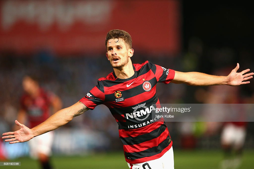 A-League Rd 15 - Western Sydney v Sydney