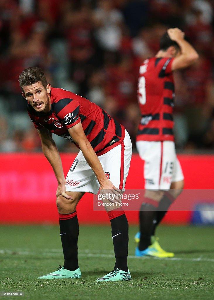 A-League Rd 24 - Western Sydney v Adelaide