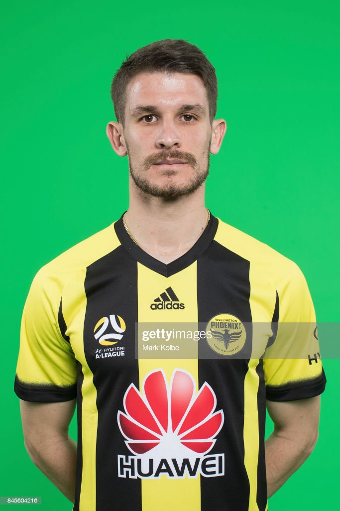 Wellington Phoenix Headshots Session